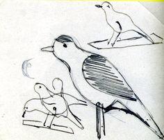 Joaquín Torres-García Catalogue Raisonné | Pájaros articulados, c ...
