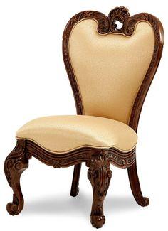 AICO Furniture - Palais Royale Vanity Chair - 71044-35