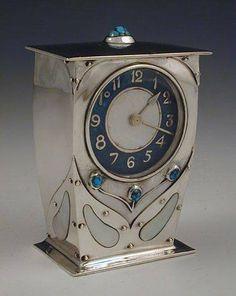 Art Nouveau - Pendulette - Archibald Knox - 1902