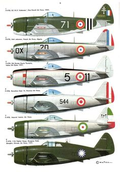 02 Republic Thunderbolt Page Ww2 Aircraft, Fighter Aircraft, Military Aircraft, Fighter Jets, Thunderbolt And Lightning, P 47 Thunderbolt, Air France, Old Planes, Aircraft Painting