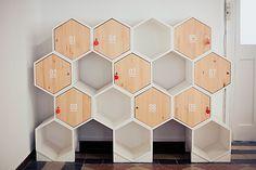 COWORKING LA TÉRMICA · Interior & Furniture on Behance