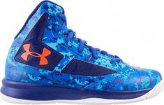 more photos 0219a 6f8e4 Under Armour Kids  Preschool Lightning Basketball Shoes, Kids Unisex, Size   Blue
