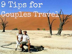 9 of our BEST tips for couples travel