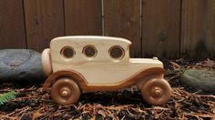 This beautifully handcrafted wooden Toy Panel Truck will inspire imaginative and active play. This Truck is made from all natural pine and