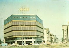 Skarbek tuż po wybudowaniu. Zdjęcie ze zbiorów Marka Wójcika #katowice #PRL