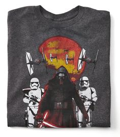 518b8d52fbcf7 The only thing cooler than a red saber-wielding Kylo Ren is you repping the