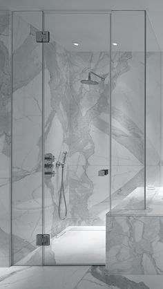Marble Bathroom Designs Ideas - The Architects Diary Marble Bathroom Designs IdeasMarble Bathroom Designs Ideas Bathroom Stone for Shower/ SPAN Architecture Gut Renovates Upper East Side Duplex Beautiful Bathrooms, Modern Bathroom, Small Bathroom, Marble Bathrooms, Grey Marble Bathroom, Bathroom Showers, Minimalist Bathroom, Master Bathroom, Bathroom Toilets