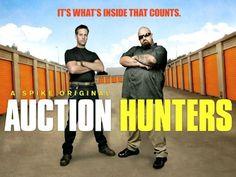 Love Allen & Ton!   Auction Hunters on Spike TV   Image on Amazon