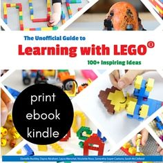 Learning with LEGO book side bar
