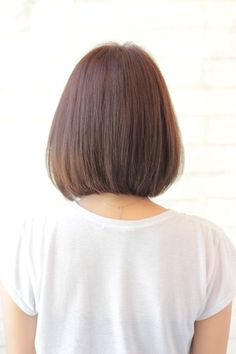 Short Hair Cuts, Short Hair Styles, Japanese Hairstyle, Shoulder Length Hair, Short Hairstyles For Women, Hair Designs, Hair Color, Hair Beauty, Bobs