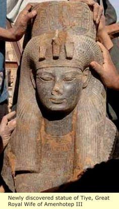 Tiye Royal Wife of Amenhotep III
