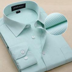 2016 New Design Twill Cotton Pure Color White Business Formal Dress Shirts Men Fashion Long Sleeve Social Shirt Big Size 5XL 6XL