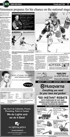 Herald's 2016 Frozen Four Special Section