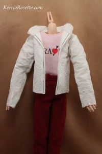 Great site for fashion doll inspiration and tips for sewing their tiny garments.