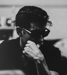 Alex Turner. grease.