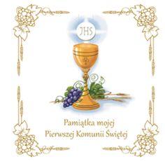 Pamiątka mojej Pierwszej Komunii Świętej - Wydawnictwo Jedność