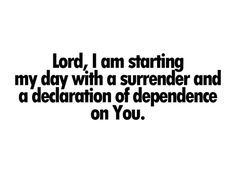 Oh so difficult to do! But the only way to really rest in the Lord and let Him work in my life!
