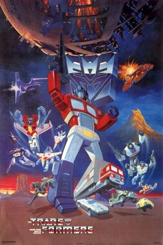 TFWiki.net — HAPPY BIRTHDAY to THE TRANSFORMERS! The first...