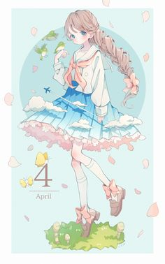 Pin by mikurinspins on anime in 2019 Anime Girl Cute, Beautiful Anime Girl, Kawaii Anime Girl, Anime Art Girl, Chibi Kawaii, Kawaii Art, Anime Chibi, Kawaii Drawings, Cute Drawings