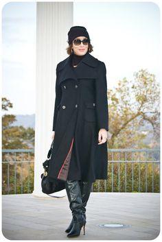 Vogue Couturier Design 2925   1970's Vintage Fabiani Coat! Erica Bunker DIY Style!