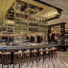 Looking to add a little je ne sais quoi to your evening? Look no further than Michael Mina's Bardot Brasserie, an intriguingly delicious place to sip a cocktail and indulge in French cuisine with in a classic French brasserie.