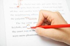 Five secrets of better proofreading