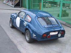 Mini Marcos , rear view