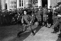 Four out of five German soldiers who died during World War II died while fighting on the Eastern German Soldiers Ww2, German Army, Military Units, Military History, Division, Etat Major, Germany Ww2, Red Army, Historian