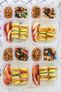 Cucumber Ham Cheese Kabob Lunchbox Idea Cucumber Ham Cheese Kabobs Lunchbox Idea is a refreshing twist on ham and cheese. A easy lunchbox idea for school or work lunch. Lunch Snacks, Healthy Packed Lunches, Healthy Sweet Snacks, Healthy School Lunches, Clean Eating Snacks, Lunch Recipes, Healthy Eating, Healthy Recipes, Healthy Lunchbox Ideas