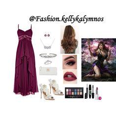 Fashion set Girl of magic created via Dress Styles, Art Decor, Magic, Creative, Dresses, Design, Fashion, Vestidos, Moda