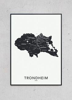 TRONDHEIM PLAKAT | NØR