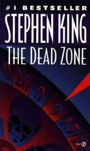 the dead zone book | The Dead Zone by Stephen King - and other uncommonly good books found ...