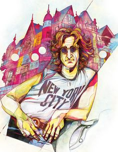 John Lennon by Golpeavisa soo coool!