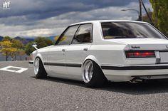 GX61 Cresta // at Mikami Auto Old Car Meeting