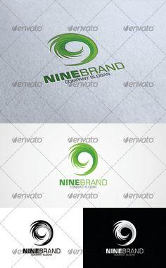 Nine Brand Logo