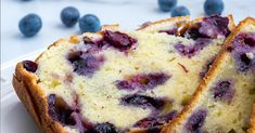 When I get the urge to make a quick bread, I usually turn to banana bread or pumpkin bread, and I'm sure I'm not alone there. But the world of quick breads is so much Blueberry Loaf, Boston Cream Pie, Moist Cakes, Pumpkin Bread, Quick Bread, Bread Baking, Baked Goods, Dessert Recipes, Favorite Recipes