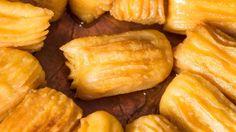 طريقة عمل بلح الشام المحشي - Stuffed #oriental #sweet #recipe