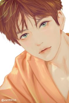 Boy Drawing, Kpop Drawings, Wow Art, Amazing Drawings, Handsome Anime, Arte Pop, Manga Boy, Kpop Fanart, Anime Sketch