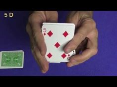 Card Trick So Simple It's Brilliant - YouTube