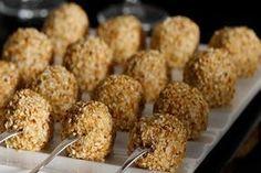 Μπαλάκια φέτας με ρίγανη και σουσάμι - Γρήγορες Συνταγές | γαστρονόμος online