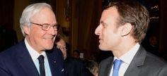 Rothschild´s Jesuit Banker Running for French President: Immigrants good for France, bri...