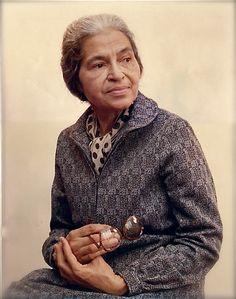 Rosa Parks #laeffe