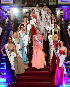 Ellas son las candidatas a Reina del Carnaval de Las Palmas de Gran Canaria. - GranCanariaTV.com