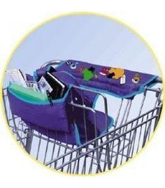 SafeFit-Safe 'N Securer Shopping Cart Safety Seat