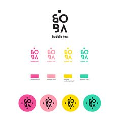 BOBA • bubble tea on Behance