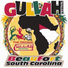 Beaufort's Gullah Festival showcases African history and heritage of South Carolina low country Gullah culture, a blend of West African, European & Native American cultures.