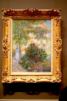 Monet - Camille Monet in the garden at argenteuil Night At The Museum, Classic Paintings, Hanging Pictures, Claude Monet, Metropolitan Museum, Art Day, New Art, Art History, Art Museum