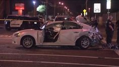 At least 8 people were injured Monday evening when a police pursuit of a suspected DUI driver ended in a multi-vehicle crash in Valinda. Just before 8 p.m., a white Acura was spotted in the area of… #CaliforniaDUI #DUI #news