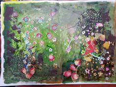 Art Journal Z AGNIESZKA OPALA