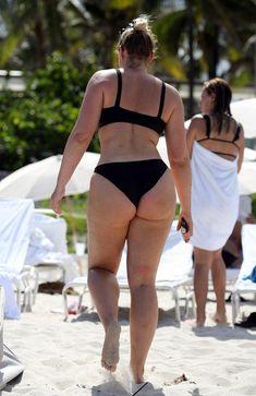 Ženám plnějších tvarů jde příkladem...